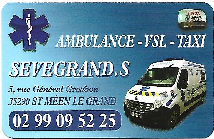 Ambulance Sevgrand